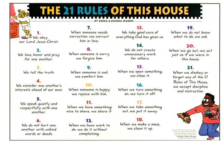 the-21-rules-of-this-house